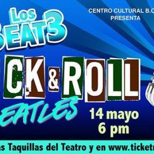 Rock and Roll Music Los Beat3