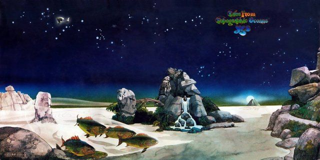 Tales of Topographic Oceans