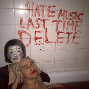Hate Music Last Time Deleted