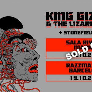 King Gizzard Madrid
