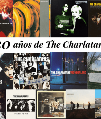 The Charlatans discos