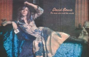 David Bowie The Man Who Sold the World UK Cover