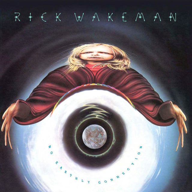 Rick Wakeman No Earthly Connection