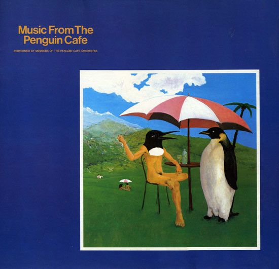 Music For the Pengun Cafe