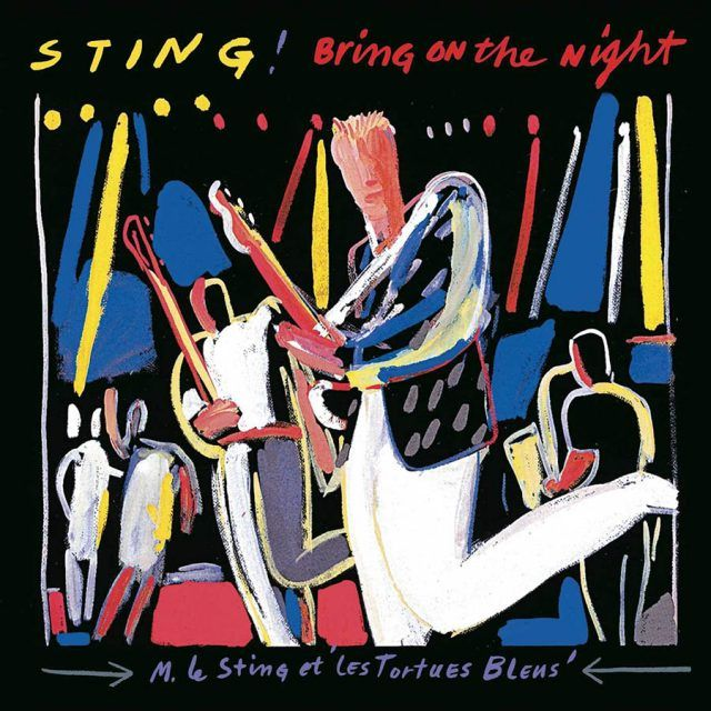 Sting Bring of the Night