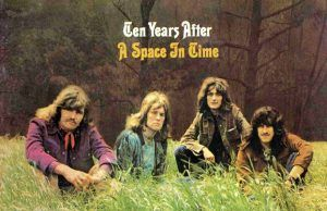 Ten Years After A Space in time